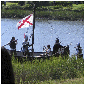 450th Anniversary Founding Day historical re-enactment