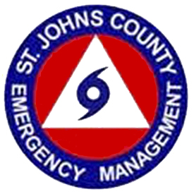 Tropical Storm Erika situation update for St Johns County