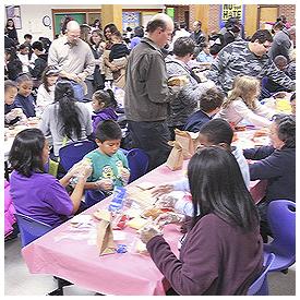 Summer Food Service Program for St Johns County children