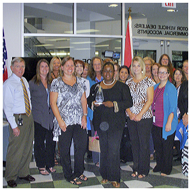 Tax Collector receives best practices recognition