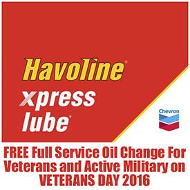 275-veterans-oil-change