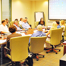 275-MEETING TDC FUNDING PANEL