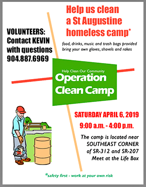 OPERATION: Clean Camp
