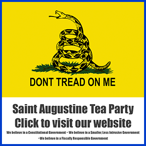 Saint Augustine Tea party