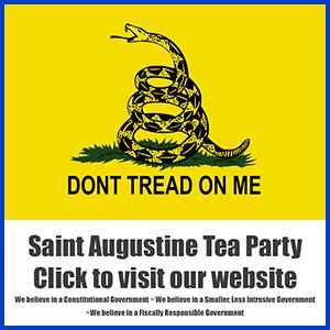 Saint Augustine Tea party